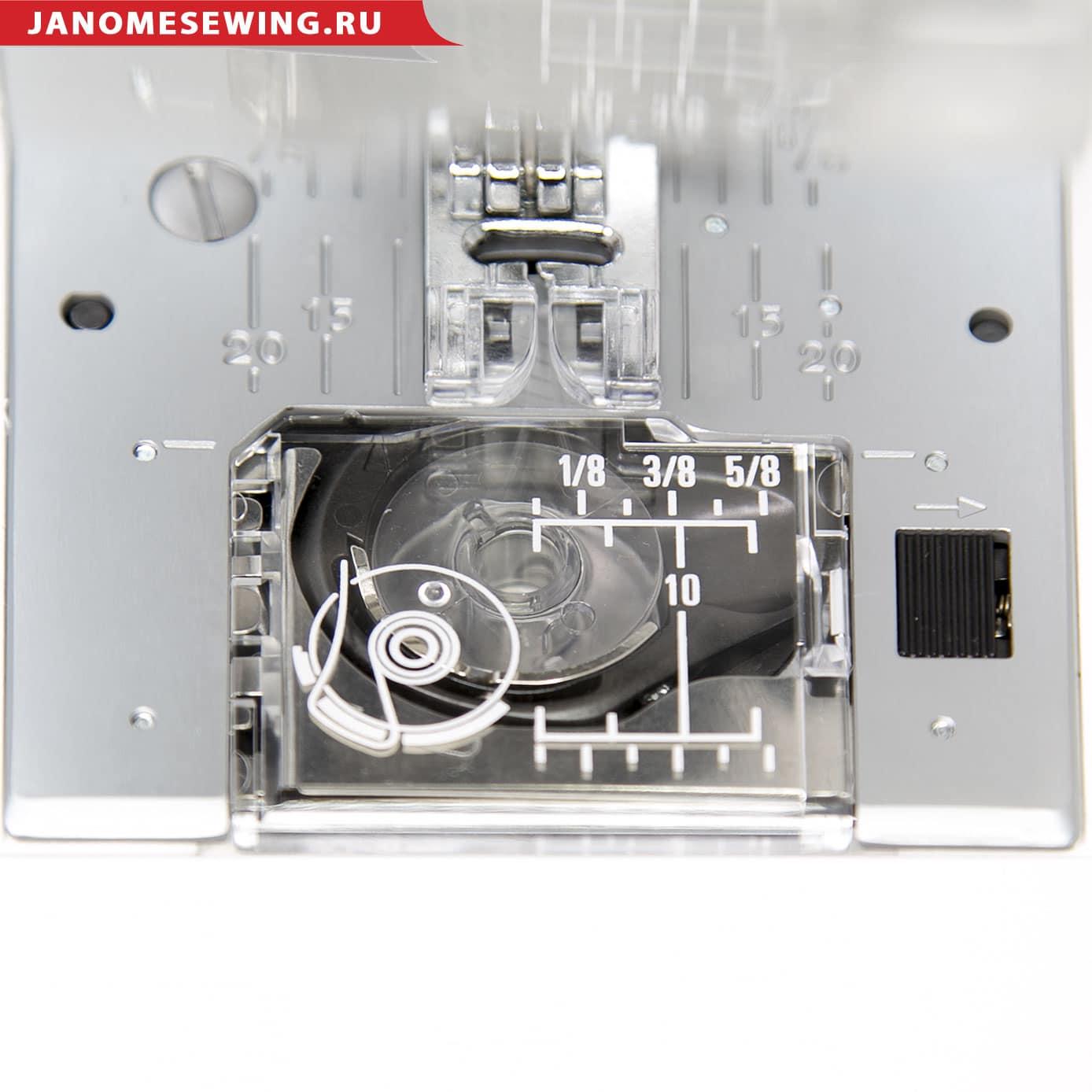 челнок Janome ArtDecor 724A
